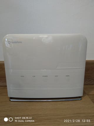 Router Vodafone Huawei HG 553