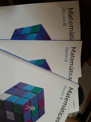 libros santillana matemáticas 4 eso santillana