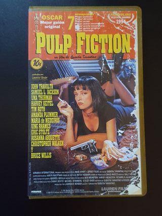 Pulp Fiction VHS