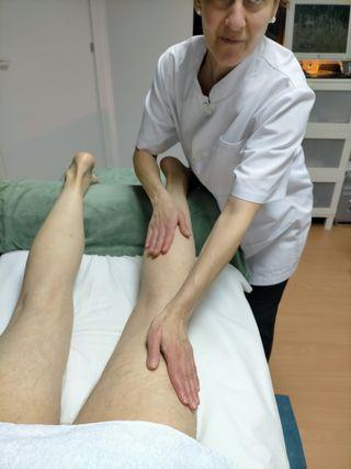 Masaje Anticelulitico Terapéutico.