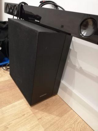 Barra de Sonido Samsung HW-H430 Soundbar Bluetooth
