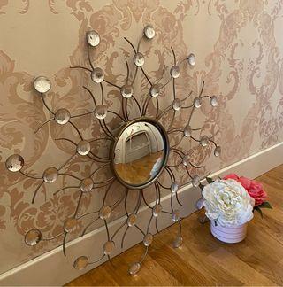 Espejo decorativo PALOMA