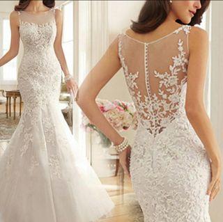 vestido de novia nuevos
