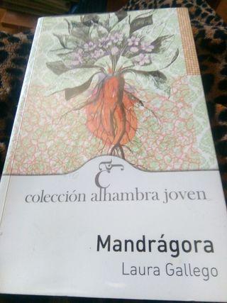 Mandrágora de Laura Gallego