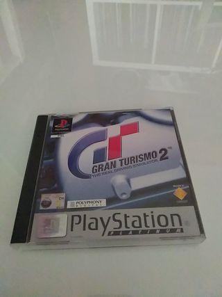 PlayStation Gran Turismo 2