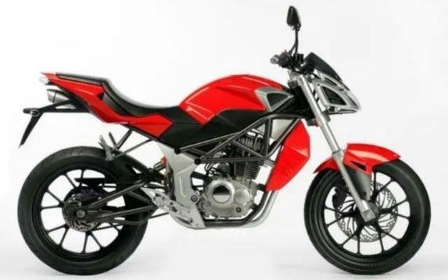 Megelli Naked 250S