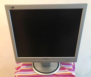 """Monitor ordenador Philips 17 pulgadas. 170S5. 17"""""""