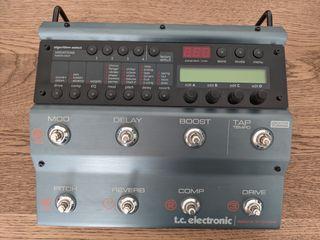 Pedalera multiefectos Nova System de TC Electronic
