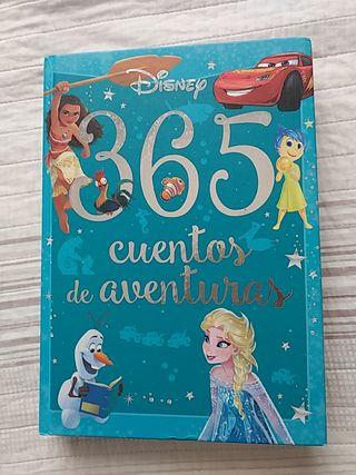 365 cuentos de aventuras. Disney