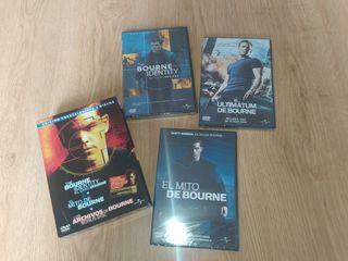 DVD bourne