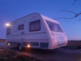 caravana sun roller queen
