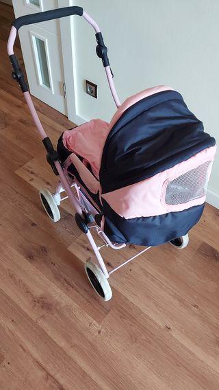 carrito de bebé para muñecas.