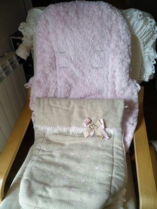saco de silla universal, compatible con Bugaboo.
