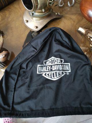 Funda casco de Harley Davidson.