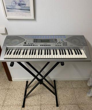 Piano CASIO CTK 691