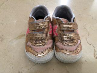 Zapatillas niña talla 19 - Munich
