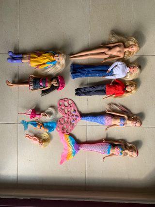 Lote Barbies