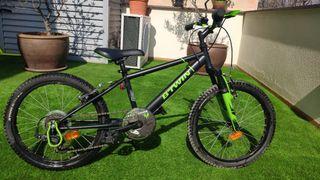 """Bicicleta niño 20"""" B-Twin"""