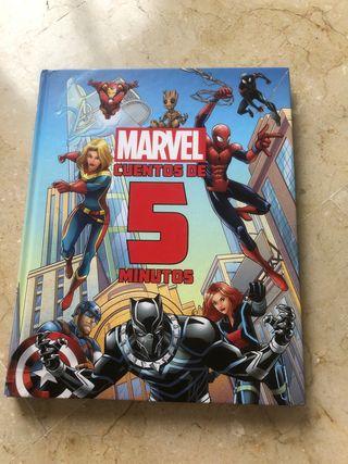 Cuentos de Marvel