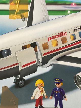 Avión Playmobil 4310