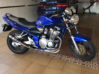 Bandit 600-Suzuki