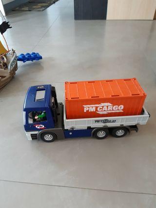 Camión playmobil