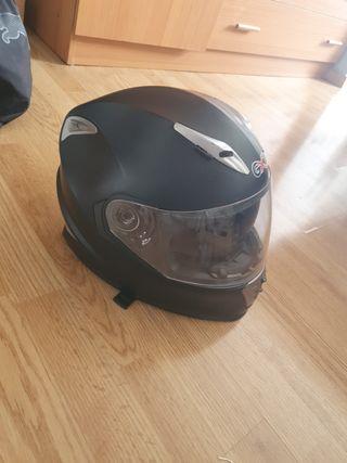 casco integral gxt