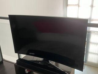 "Tv Samsung Curve 48"" Ultra HD"