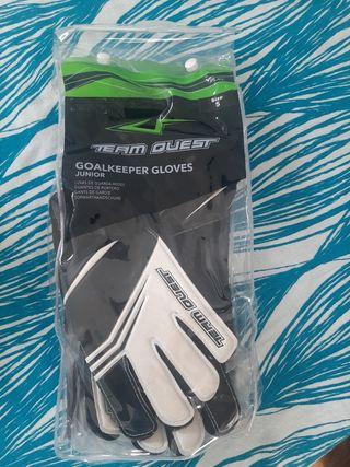 guantes portero
