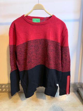 Jersey rojo Sweater House