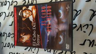 El cabo del miedo y El cabo del terror DVD