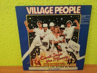 VINILO VILLAGE PEOPLE