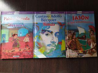 """libros """"leer con susaeta"""""""