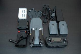 Dron DJI Mavic pro vuelo mas+accesorio