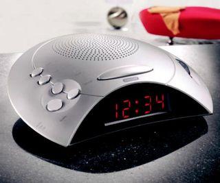 2 Radio despertador Bench KH75