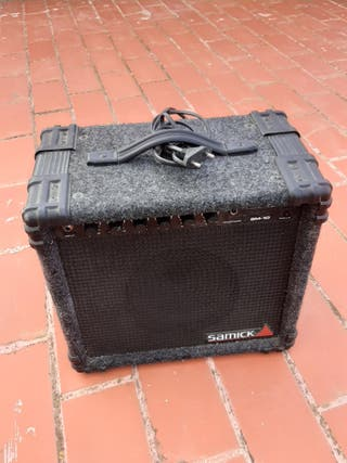 Amplificador samick