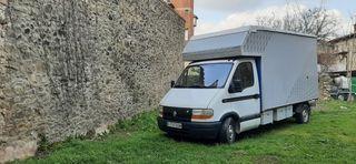 furgoneta, camión caja ,camper,autocaravana
