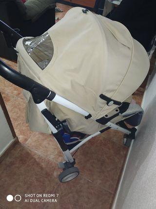 carro carrito de bebe