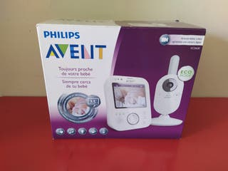 Vigilabebés Philips Avent SCD630