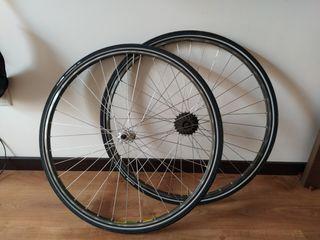 ruedas de carretera 6v MAVIC CAMPAGNOLO