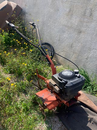 motocultor desbrozadora