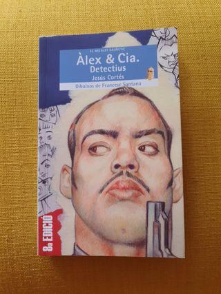 Libro Àlex & Cia. Detectius.