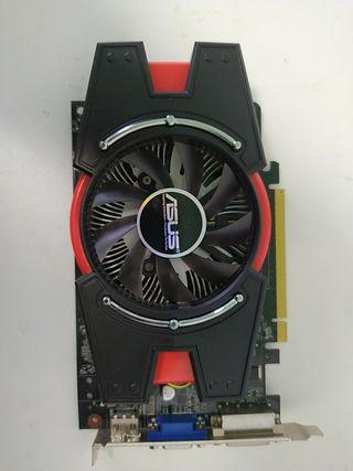 Tarjeta gráfica Nvidia GTX 650 Asus