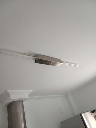 lámpara para fluorescentes diseño