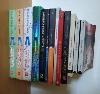 Lote libros juveniles