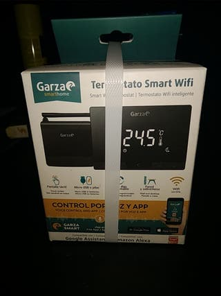 termostato Garza smart wifi.