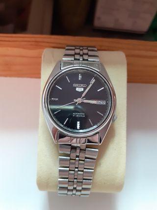 reloj seiko automatico 7009A de caballero