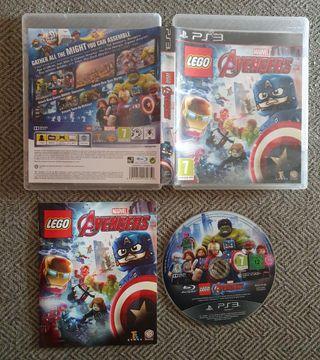 LEGO LOS VENGADORES - PS3