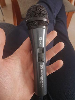 micrófono Sennheiser e815s