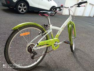 """bici niña 24"""""""